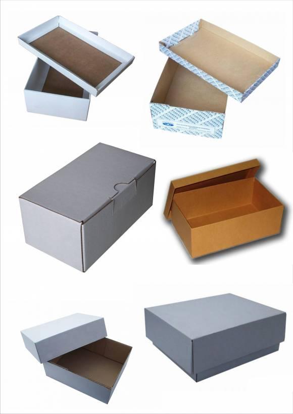 Коробка от обуви для подарка 225